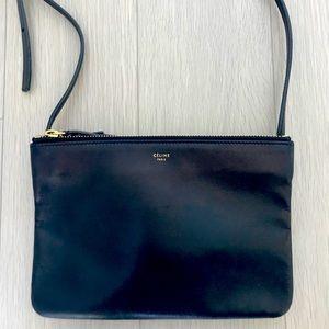 Celine small trio bag - Black